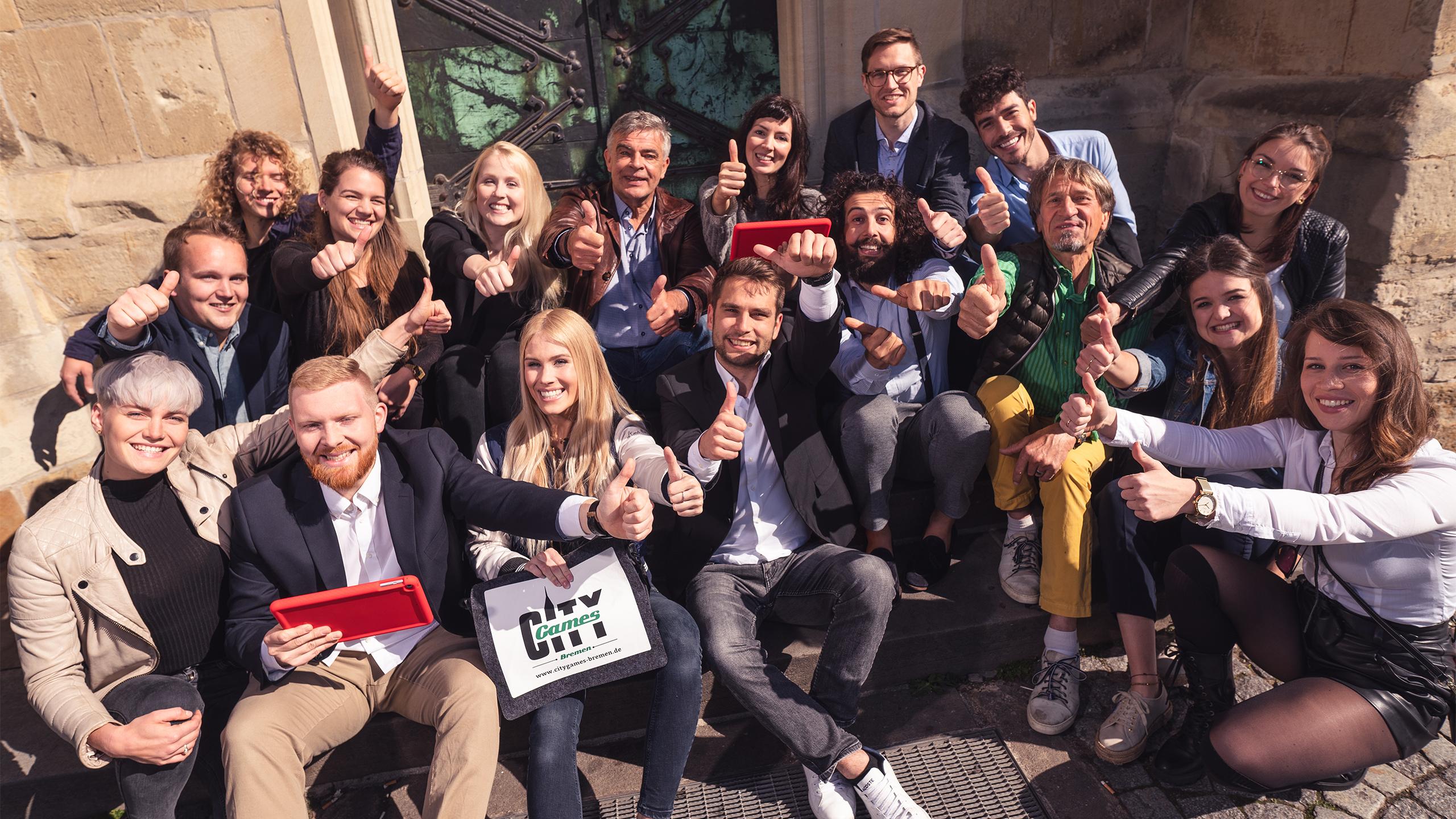 CityGames Stuttgart Firmen Team Pro Tour: Firmengruppe